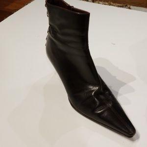 Coach Shoes - Size 6.5 Coach dark brown boots